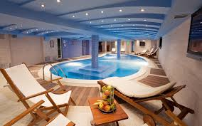 classic luxury indoor swimming pools model new in dining room
