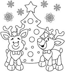 Childrens Christmas Colouring Elite7 Info Children S Tree Coloring Pages