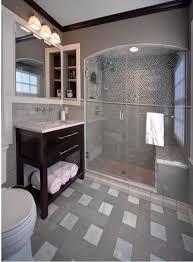 Gray Bathroom - gray wall color home act