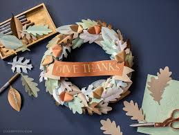 printable thanksgiving wreath lia griffith