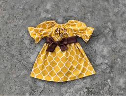 thanksgiving baby fall dress monogrammed