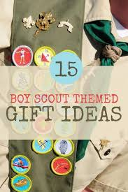 15 great boy scout themed gift ideas spaceships and laser beams
