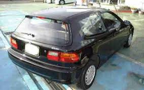 Honda Civic 1993 Interior Japan U0027s Leading Exporter Of Honda Civic Cars