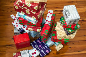 photo of festive collection of christmas gifts free christmas images