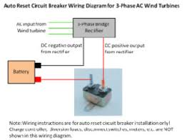 12v 50 automatic reset circuit breaker