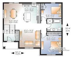 tri level home plans split level foyer house plans trgn 06f516bf2521