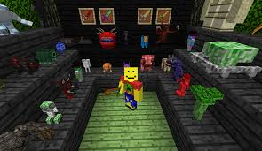 minecraft fire truck obstrophies trophies for your favourite mod mobs minecraft