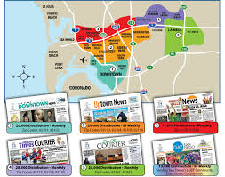 Sea World San Diego Map by San Diego Community News Network
