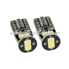 waterproof high power car led lights wholesale canbus t10 t20 w21 5w