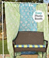 how to make a photo booth photo photobooth themed birthday party family brings