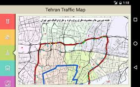 traffic map tehran traffic map android apps on play