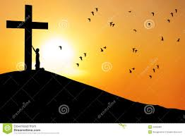free stock image statue of jesus on the cross picture image 209466