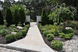 Backyard Walkway Designs - backyard walkway u0026 landscape design by gappsi gappsi giuseppe