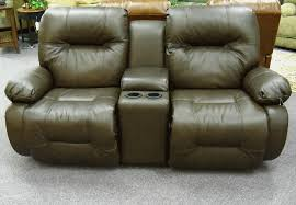 stunning design loveseat recliner with cup holders double small