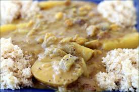 cuisine cocotte minute curry végétarien au lait de coco en cocotte minute vegan végécarib