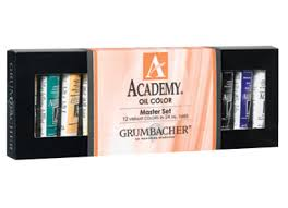 product categories u2013 oil sets grumbacher art
