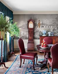 30 wallpapered rooms that will have you tossing out your paint cans