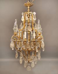 Crystal And Bronze Chandelier Bronze And Crystal Chandeliers Otbsiu Com