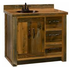 22 Inch Bathroom Vanities Bathroom Vanity Rustic Wood Vanity Reclaimed Wood Bath Vanity 22