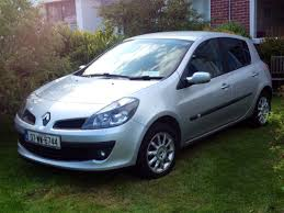 used renault clio 2007 petrol 1 1 silver for sale in dublin