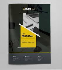contoh desain proposal keren 12 contoh desain cover proposal paling menarik meyakinkan proposals