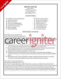 Resume Jobs by 15 Best Human Resources Hr Resume Templates U0026 Samples Images On