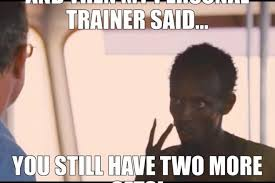 Personal Trainer Meme - don t hate me because i m beautiful hate my personal trainer
