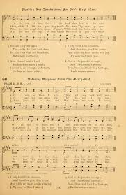 bible songs a collection of psalms set to for use in church
