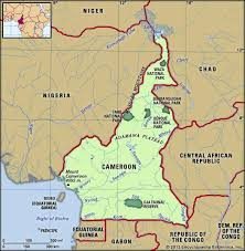 nigeria physical map cameroon culture history land britannica