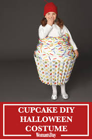 diy cupcake halloween costume for kids how to make a cupcake costume