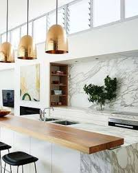 modern kitchen with island 19 of the most stunning modern marble kitchens wood stool