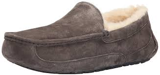 Light Blue Uggs Amazon Com Ugg Men U0027s Ascot Slipper Flats