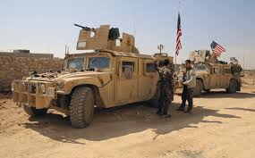 civilian armored vehicles us fulfills syrian democratic forces u0027 wish list weapons and armed