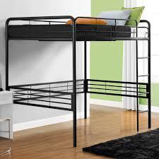 viv rae maximillian full loft bed u0026 reviews wayfair ca