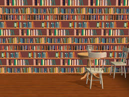 awesome 46 bookcase wallpapers hd backgrounds bsnscb