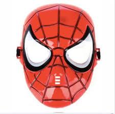 aliexpress buy 3pcs lot spider man soft mask halloween