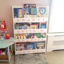 childrens bookcase white tidy books the tidy books bookcase white