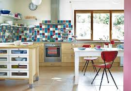 Retro Kitchen Designs | lovely retro kitchen design ideas