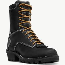 Are Logger Boots Comfortable Danner Danner Logger Black