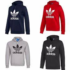 adidas men u0027s hoodies ebay