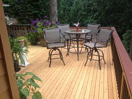 wood decks in bellingham anacortes and the surrounding area