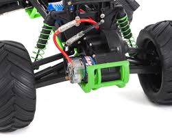 grave digger radio control monster truck traxxas