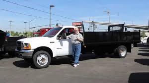 ford f550 truck for sale town and country truck 5888 2000 ford f550 16 ft flatbed dump