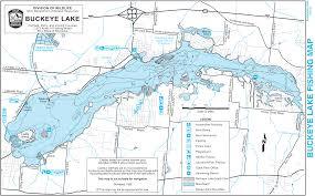 Buckeye Trail Map Buckeye Lake State Park Ohio U0027s Buckeye Lake Region