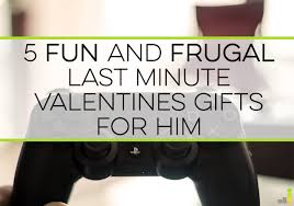 valentines gifts for husband 5 and frugal last minute gifts for him frugal