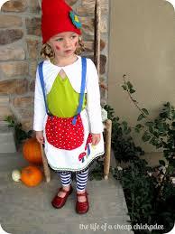 Baby Gnome Halloween Costume Cheap Chickadee U0026 Gnome Halloween Costume