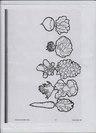 tops and bottoms veggies activity letter v pinterest veggies