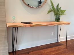 console table wood desk plant stand sofa table entryway table