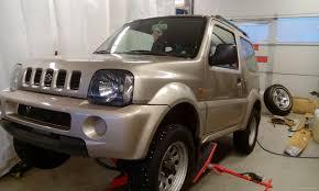 suzuki jimny sj410 suzuki jimny 1 3 jlx 3d 4wd fjb43v 4x4 225 4x4 2003 used vehicle