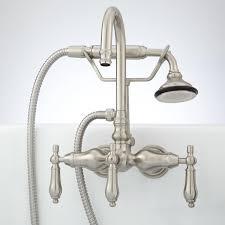 shower attachment for bathtub faucet bathtub faucet with handheld shower head